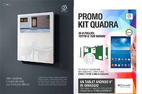 Promo Kit Quadra Mini Handsfree art.8461W