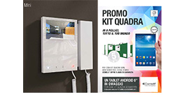 Promo Kit Quadra Mini art.8461M