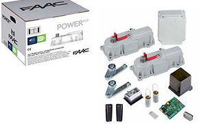 POWER 24V kit per porte basculanti