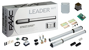 LEADER KIT per Ante e battente esterno