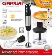 G3FERRRAI G20032 Mixer ad immersione professionale con kit