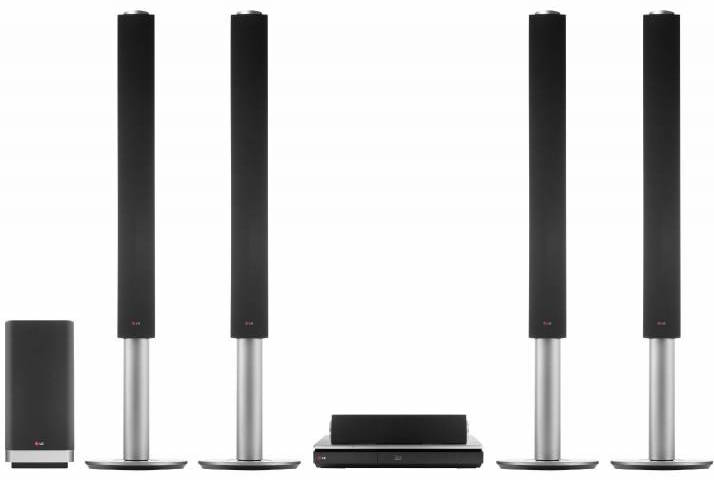 Home Theater LG BH 9540TW