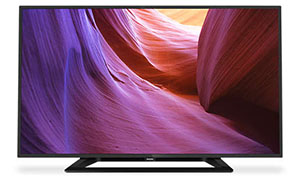 PHILIPS TV LED sottile FULL HD 40PFT4100/12