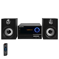 NEW MAJESTIC HOME MICRO HI-FI AH 2337 MP3 USB